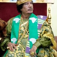 STYLE ICON: Muammar EL-Gaddafi