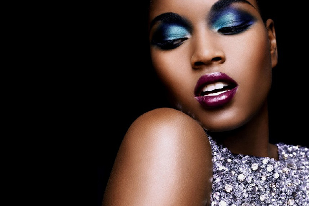 Black Lady Makeup http://fashionbystander.wordpress.com/2011/06/29/high-end-makeup-for-woman-of-color/