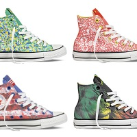 Wear Your Flag, Converse 'Country' Collection