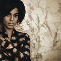 Kerry Washington for Vogue Italia